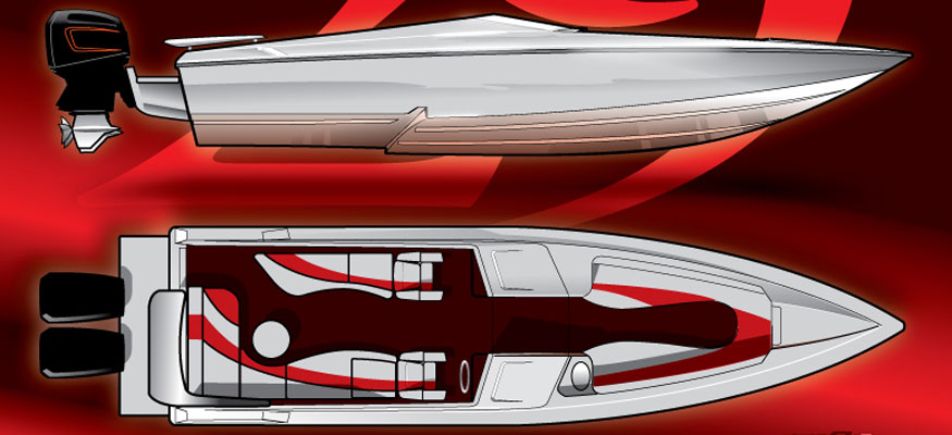 Active Thunder 29 Defiant Featured on Speed on the Water