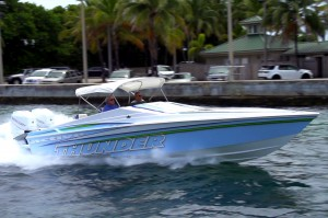 Active Thunder Boats Now Utilized by Mercury Marine
