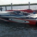 Patented Hull Design— Active Thunder