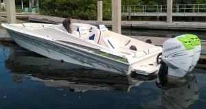 Custom Active Thunder Boats 29' Defiant Powered by Dual Mercury Verados